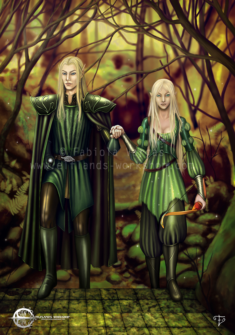 Elven_Couple_by_Taurina