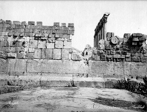 Trilithon Baalbek